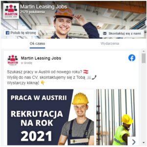 Leasing Jobs - Praca w Austrii